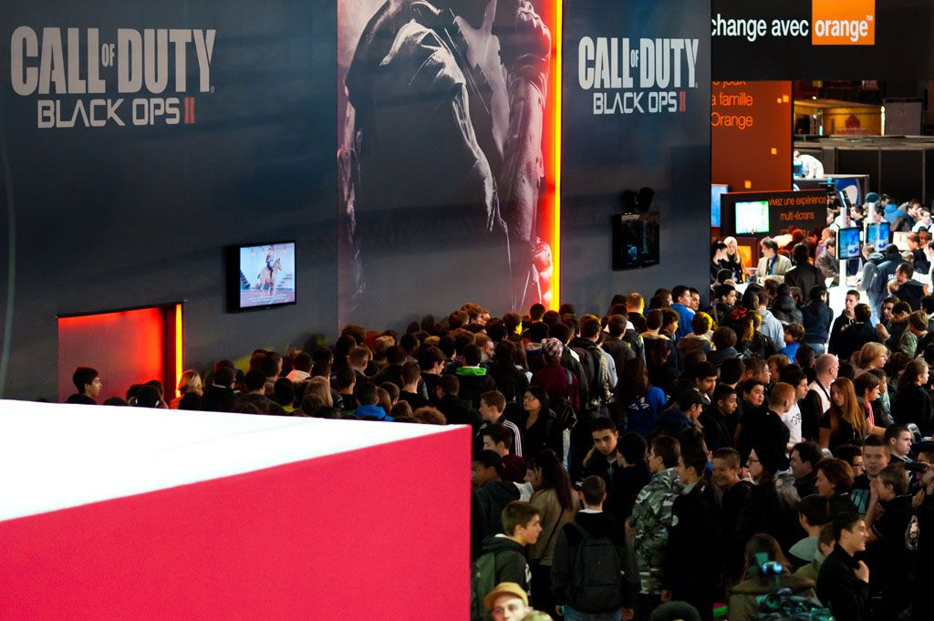Paris Games Week 2013 : le programme d'Activision